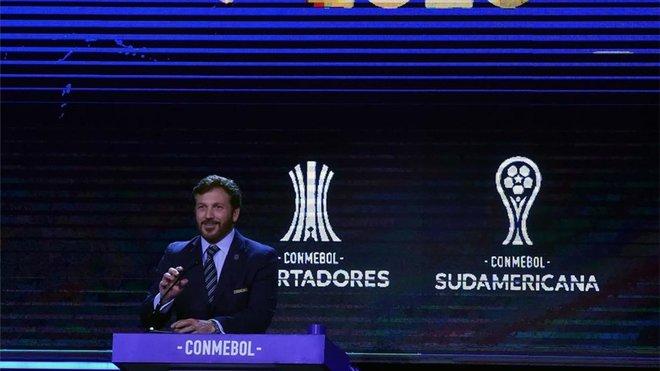 La Conmebol hace cambios en los torneos de clubes