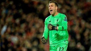 Adrián está viviendo un auténtico sueño en el Liverpool