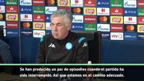 Ancelotti: Balotelli hizo lo correcto