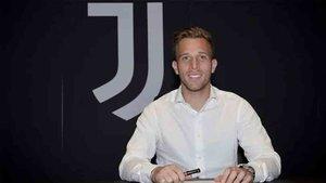 Arthur ha fichado por la Juventus