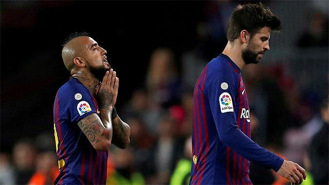 Arturo Vidal: No pueden venir aquí a meternos cuatro goles