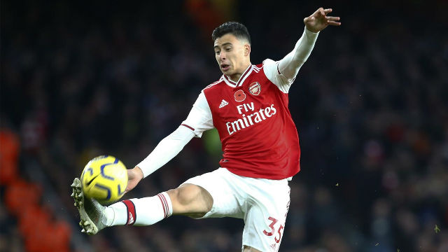 Así juega Martinelli, la joya brasileña del Arsenal que probó en La Masia