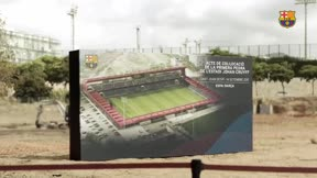 Así será el estadio Johan Cruyff