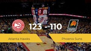 Atlanta Hawks derrota a Phoenix Suns (123-110)