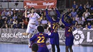 Barça y Ademar tienen una cita el sábado en la Copa Asobal