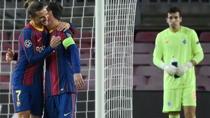 El Barça aprieta buscando el segundo (ES)