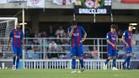 El Barça B tendrá que esperar al próximo año para salir del lío