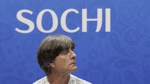 El bueno de Löw jamás olvidará el partido ante Suecia en Sochi