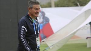 Cadenas compatibilizará su función en el Meshkov con la selección argentina