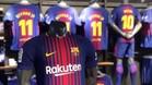 La camiseta del FC Barcelona 2017 / 2018 ya está en las tiendas