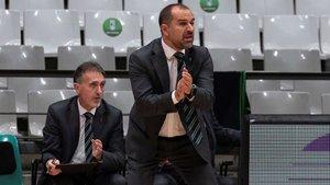 Carles Duran está realizando una gran labor en la Penya