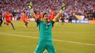 Claudio Bravo destacó el papel de Chile