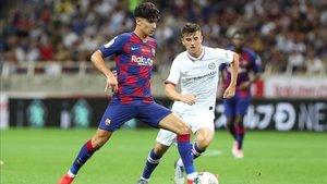 Collado se marchará cedido del FC Barcelona
