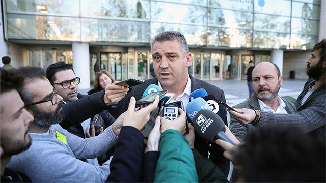 Condenados dos exdirectivos Zaragoza por falsedad y absueltos los jugadores maños y del Levante