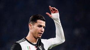 Cristiano Ronaldo, en el centro de la polémica