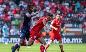 Cuarta victoria del Apertura 2019 para el Toluca