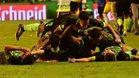Defensa y Justicia logró una victoria sobre la hora y sueña con el título de la Superliga Argentina