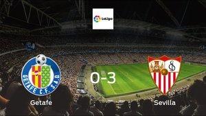 Depleted Getafe stunned by Sevilla 0-3 at Coliseum Alfonso Pérez