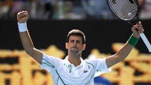 Djokovic sigue imparable en Australia