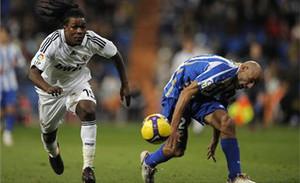 A Drenthe, fichado por 13 millones, el Real Madrid le regaló un buen finiquito para sacárselo de encima