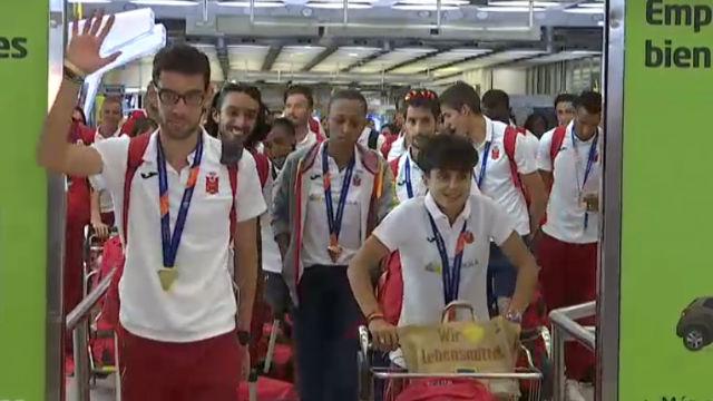 El equipo de Atletismo regresa de los Europeos de Berlín con 10 medallas