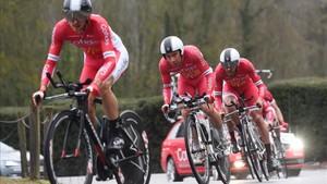 El equipo Cofidis ha sido invitado para participar en el Tour de Francia de este año