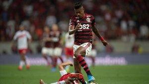 Flamengo da un paso importante en la búsqueda de la clasificación a la siguiente fase