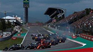 La fórmula 1 volverá a Montmeló el 16 de agosto