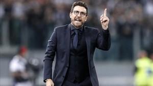 Di Francesco ha devuelto a la Roma a la élite europea