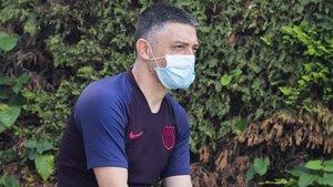 García Pimienta firmará su nuevo contrato el lunes