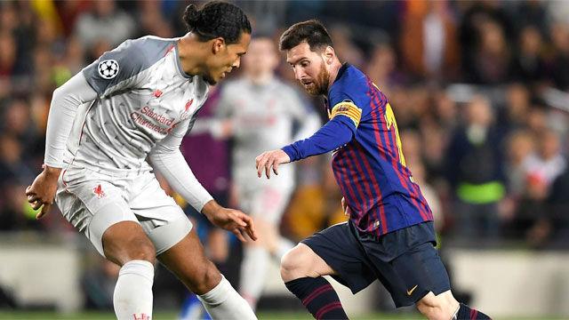 Hasta Van Dijk lo tiene claro... Messi se merece el Balón de Oro mientras siga jugando