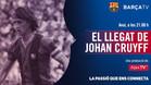 Imagen promocional del programa El legado de Johan Cruyff que emitirá Barça TV