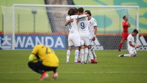 Italia nunca ha ganado el Mundial Sub-20
