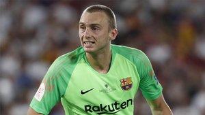 Jasper Cillessen estaría a un paso de pasar a ser portero del Valencia CF