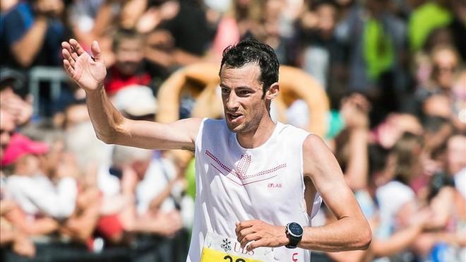 Kilian Jornet regresará de la lesión en el Maratón del Mont Blanc