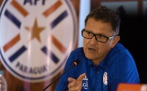 Juan Carlos Osorio habló sobre su actualidad con Paraguay