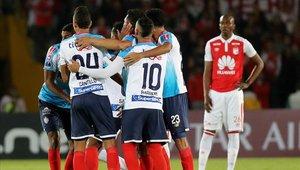 Junior dio el golpe como visitante y saca ventaja en la semifinal colombiana