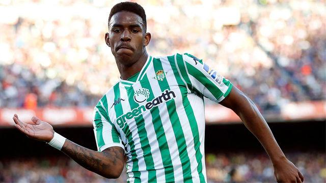 Junior sorprendió a todos y adelantó al Betis en el Camp Nou