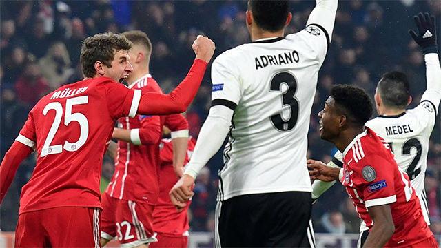 LACHAMPIONS | Bayern - Besiktas (5-0)