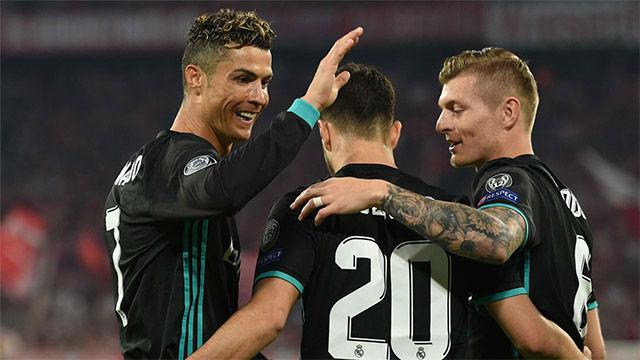 LACHAMPIONS | Bayern Múnich - Real Madrid (1-2)