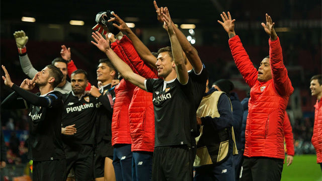 LACHAMPIONS | Manchester United - Sevilla (1-2)