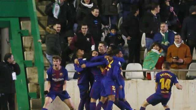 LALIGA 123 | Córdoba-Barça B (1-2)