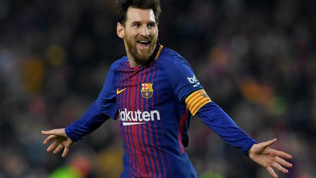 Messi es la ley en el Camp Nou