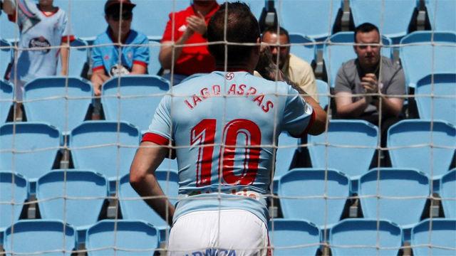 LALIGA | Celta - Levante (4-2): El partido de Iago Aspas