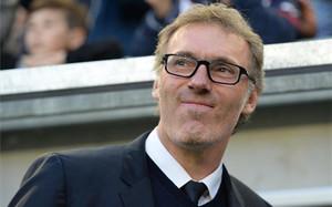 Laurent Blanc se desvinculó del PSG