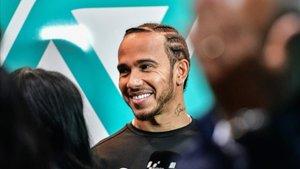 Lewis Hamilton, el piloto más rico
