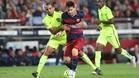 El líder FC Barcelona se enfrenta al Levante en la jornada 18