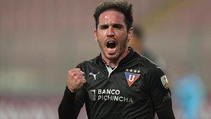 Liga de Quito consiguió tres puntos y es líder del grupo D
