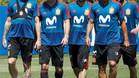 Los jugadores de la selección están centrados en el Mundial