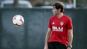 Marcelino ya ha iniciado la pretemporada con el Valencia